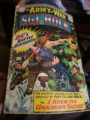 Sgt Rock Issue #168