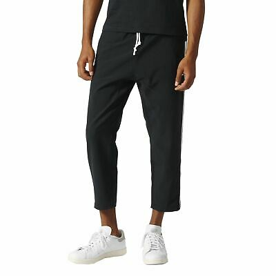 save off cbba0 d5146 adidas Originals Men s 7 8 Track Pants - Black