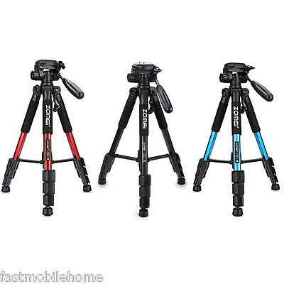 Zomei Q111 56 inch Lightweight Professional Camera Video Aluminum Tripod HOT