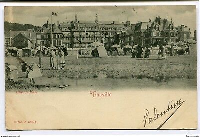 CPA-Carte postale- France - Trouville - 1900 ( CP3801 )
