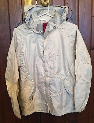 Wild Country Rain Proof Hooded Jacket Size 12 Brand New