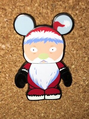 Vinylmation Nightmare Before Christmas Sandy Claws Santa Disney Pin 80263