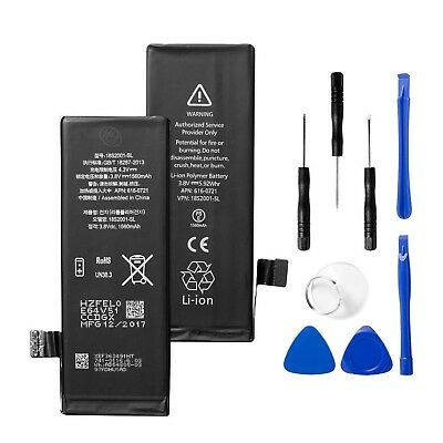 Replacement Standard Battery with Repair Tool Kit For Apple iPhone 5s