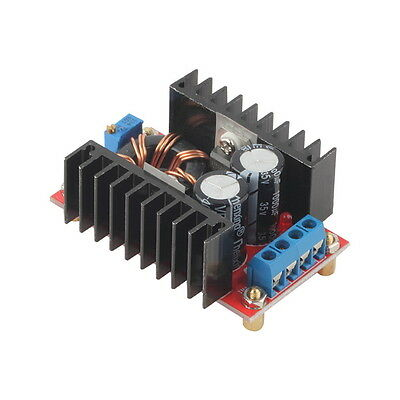 150W DC-DC Boost Converter 10-32V to 12-35V Step Up Charger Power Module AZ