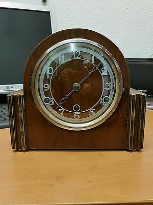 Westminister Chime Mantle Clock