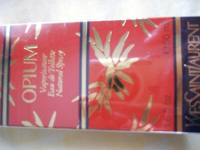 Eau de Toilette Natural  OPIUM  Yves St Laurent Spray Vapo 50ml