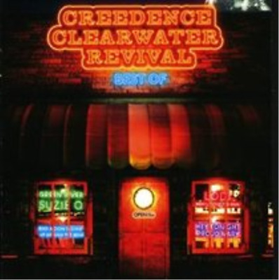 Creedence Clearwater Revival-Best Of  (UK IMPORT)  CD NEW