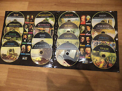 Antique -The Very Best 16 Cd  Picture Discs