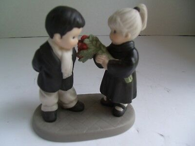 Kim Anderson, Bahner Figurines 1998, FOR YOU... A LITTLE LOVE, #375942R