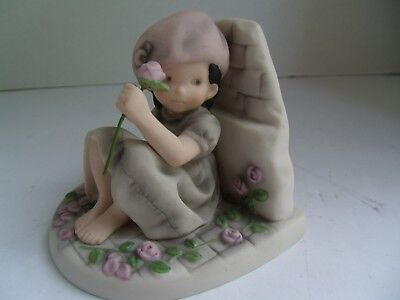 Kim Anderson, Bahner Figurines 1998, I HAVE ONLY ONE WISH TO SPEND.... #487376