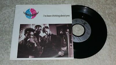 Londonbeat - I've been thinking about you    Vinyl  Single