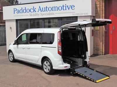 Ford Grand Tourneo Connect 1.5DCi Titanium Disabled Wheelchair Adapted Vehicle