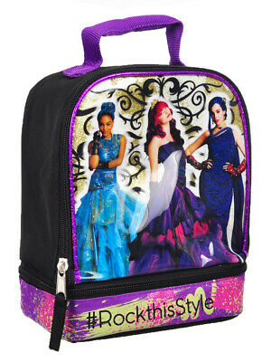 Disney Descendants Insulated Lunchbox - purple, one size