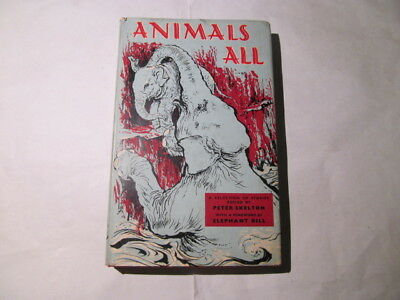 Good - Animals all: A selection of animal stories - Skelton, Peter 1955-01-01 We