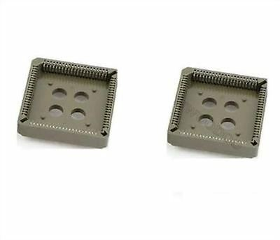 5Pcs Plcc Socket Dip 84 DIP-84 Pin PLCC-84 mr