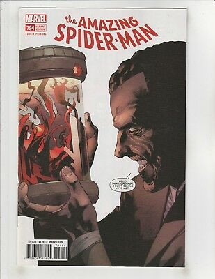 Amazing Spider-man #794 NM- 9.2 4th Print Marvel Comics Red Goblin,Carnage