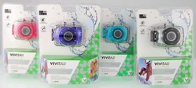 Vivitar High Definition Action Cam DVR781HD WaterProof Hd Video 720p Camera