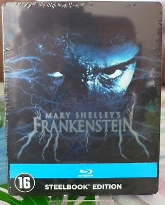 Blu ray steelbook Mary Shelley's Frankenstein Neuf avec VF