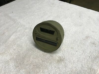 Original Black Out Tail Light Ford GPW Willys MB Army Jeep Slat Grill