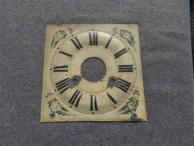 Ansonia Waterbury Welch Painted Dial Weight Driven Shelf Mantle Clock Original 5