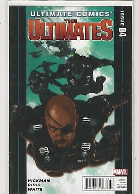 Ultimate Comics The Ultimates #4 Marvel FN/VF