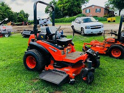 Kubota Zd326 Zero Turn Commercial Lawn Mower 60 Inch Deck Diesel Engine