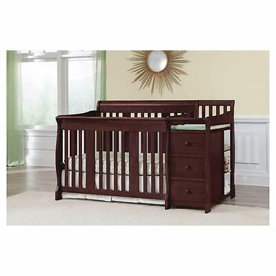changing crib storage toys baby nicolalennon table portable cribs plush and handy mini with canopy