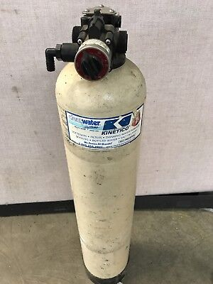 Water softener truck mount carpet clean