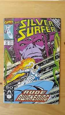 Silver Surfer #51, 55-59 Infinity Gauntlet Set all VF-NM