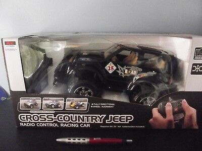 Remote Control Cross Country Jeep