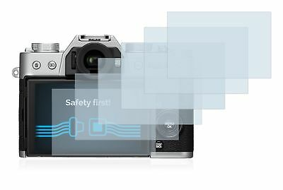 FujiFilm X-T20 Camera , 6x Transparent ULTRA Clear Camera Screen Protector