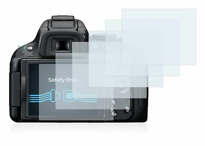 Nikon D5100 DSLR Camera, 6 x Transparent ULTRA Clear Camera Screen Protector