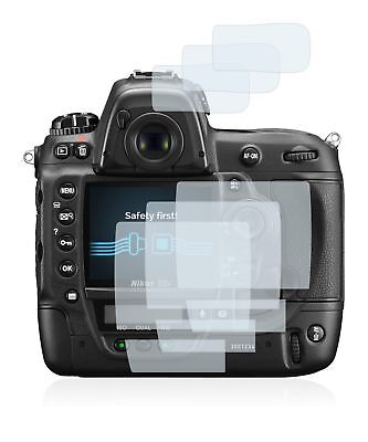 Nikon D3S DSLR Camera, 6 x Transparent ULTRA Clear Camera Screen Protector