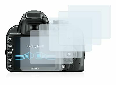 Nikon D3100 DSLR Camera, 6 x Transparent ULTRA Clear Camera Screen Protector