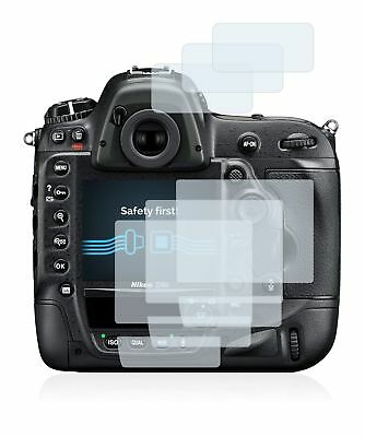 Nikon D4S DSLR Camera, 6 x Transparent ULTRA Clear Camera Screen Protector