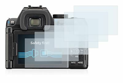 Pentax K-S2  DSLR, 6 x Transparent ULTRA Clear Camera Screen Protector