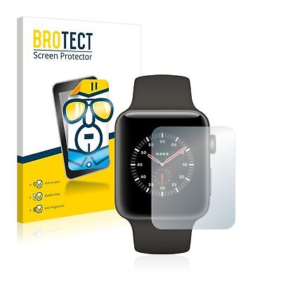 Apple Watch Edition Series 3 (42 mm),  2 x BROTECT® HD-Clear Screen Protector