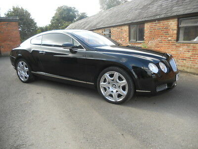 Bentley Continental Mulliner Gt 2006 Black 45000 Miles Might Swap Px Up Or Down