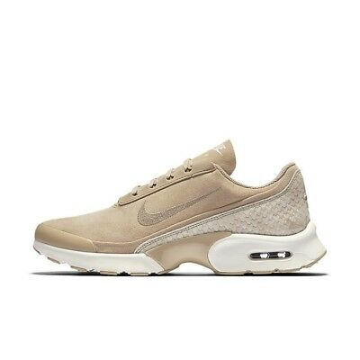 buy popular 6a758 62aa2 Nike Air Max Jewell Premium Textile Women's Sneakers 917672 200 Linen Sail  White