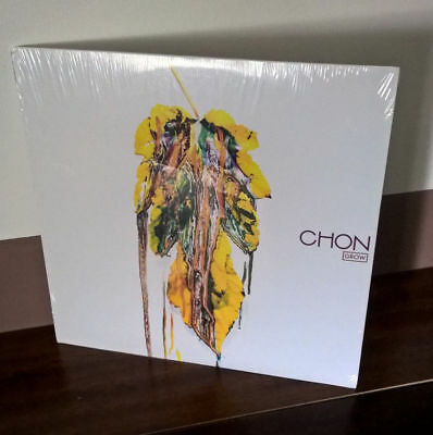 Chon-Grow-Vinyl-LP-Limited-Edition-Red-Blue-Haze-NEU !!