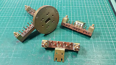 Radio Frequency Wave Guide Tube Radio Frequency Cavity Filter