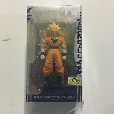 Dragon Ball GT Box Figure Collection S.SAIYAN 3 Son GOKU Banpresto Japan Anime