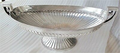 Russian sterling silver 84 / 875  Fruit Punch Bowl Bratina Vase Empire