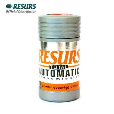 OIL ADDITIVE-GEARBOX RESTORER RESURS 50g. AUTOMATIC TRANSMISSION FREE SHIPPING