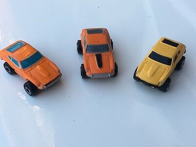 Vintage Micro Machines - Collection Of Datsun / Nissan 250z