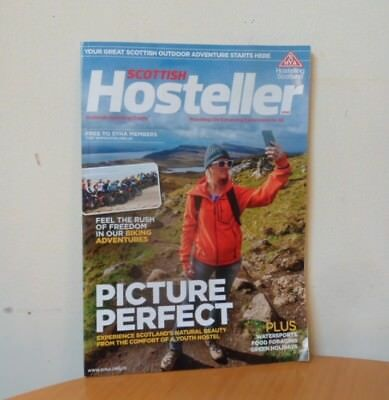 Scottish Hosteller Magazine (Scottish Youth Hostel Association) - 2016
