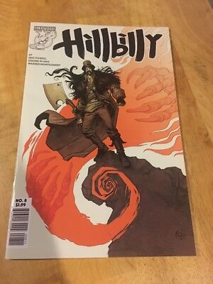 Hillbilly #8 from Eric Powell & Albatross Comics! NM! Save on Ship, See Inside!!