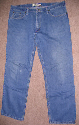 Urban UP Men's 40 x 30 Cotton Blue Jeans