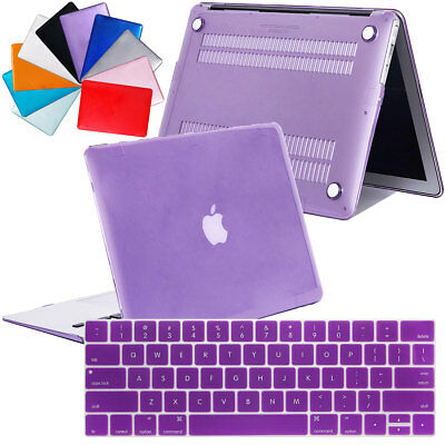 "Rubberized Hard Case + Keyboard Cover for Apple Macbook Air 13.3"" / Air 11.6"""