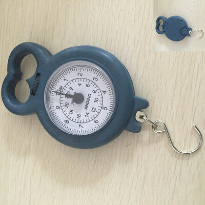 Portable Mini Home Scale Spring Scale Express Scales Kitchen Hook Scale